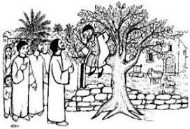 THIRTY-FIRST SUNDAY IN ORDINARY TIME OF THE YEAR C