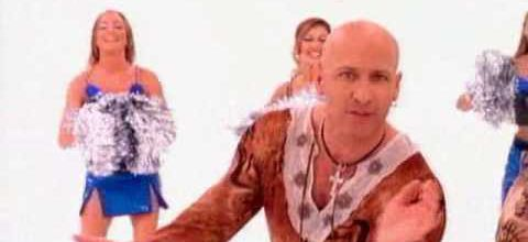 RIGHT SAID FRED - STAND UP FOR THE CHAMPIONS