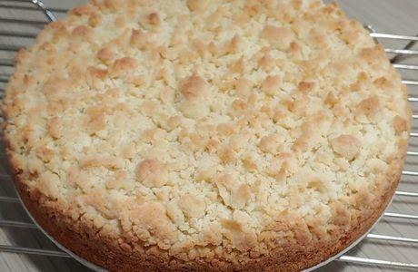 Gâteau Streusel