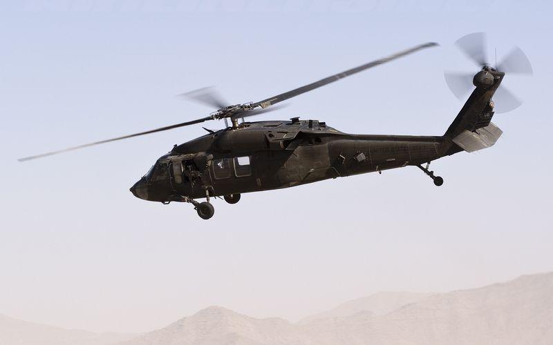 Un Black Hawk s'écrase en Afghanistan, six soldats américains sont tués