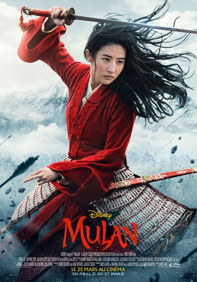 Critique Ciné : Mulan (2020, Disney+)