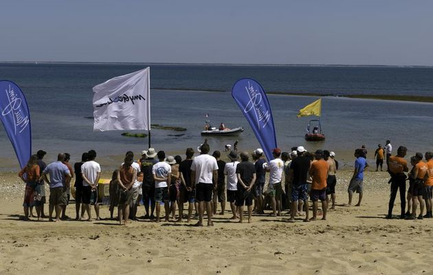 H-24 pour l'Oléron Island Stand Up Paddle Challenge 2012