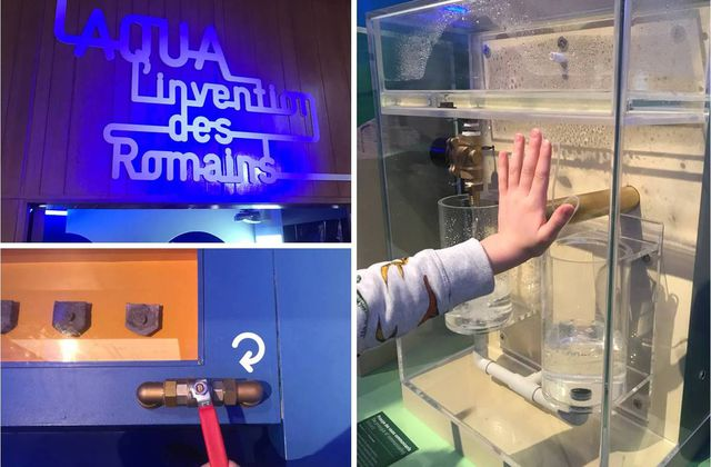Aqua, expo au Musée Lugdunum