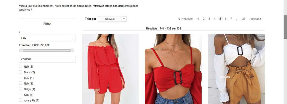 le site OUTFITBOOK + FAQ