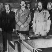 Le PACTE GERMANO-SOVIÉTIQUE, fruit amer des accords de Munich - Par Bruno Guigue