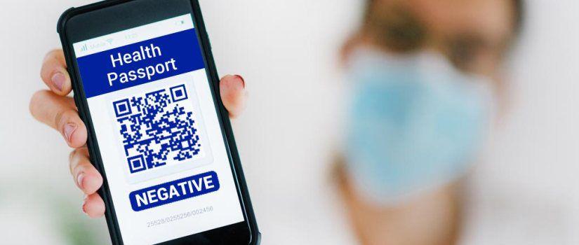 Pasaportes sanitarios digitales: La trampa que atraerá a muchos al sistema mundial sin dinero en efectivo