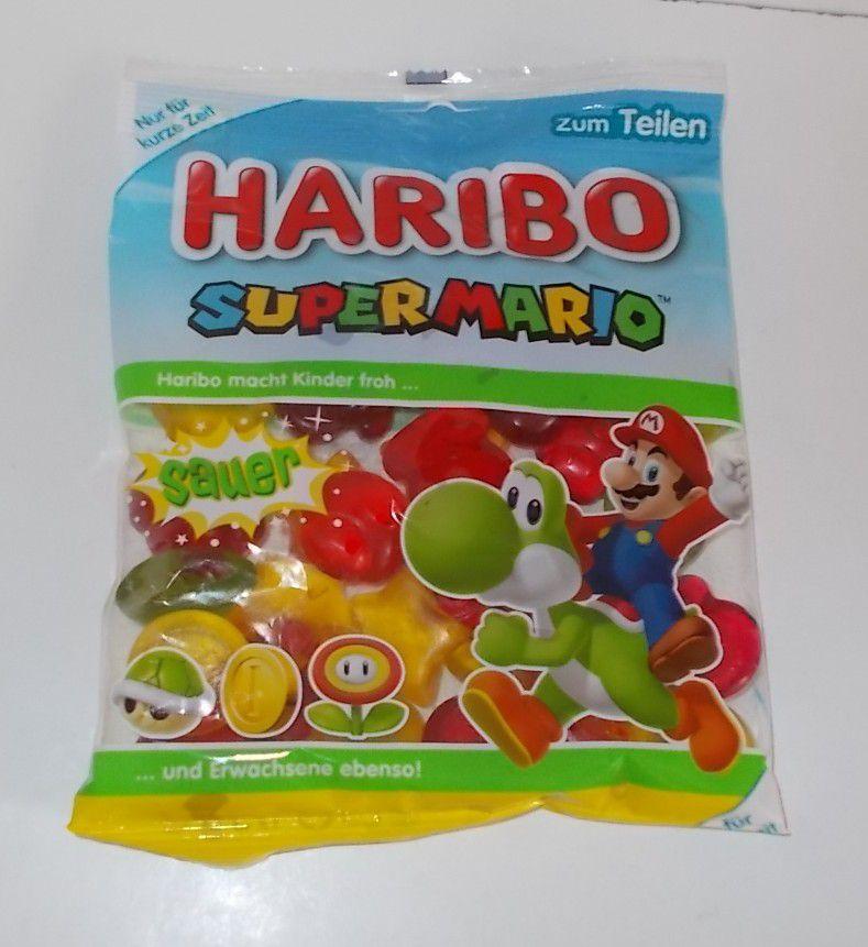Haribo Super Mario Sauer