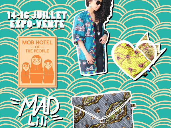• Pop Up Store • Mad Lili • MOB HOTEL •
