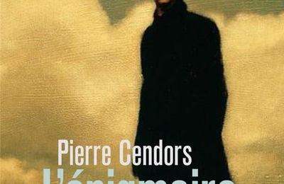 Coup de coeur : L'énigmaire, Pierre Cendors