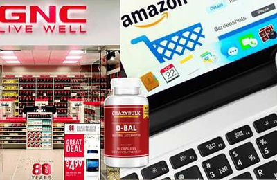 D-Bal Amazon/GNC - Where to Buy D-Bal? [Detailed Review]