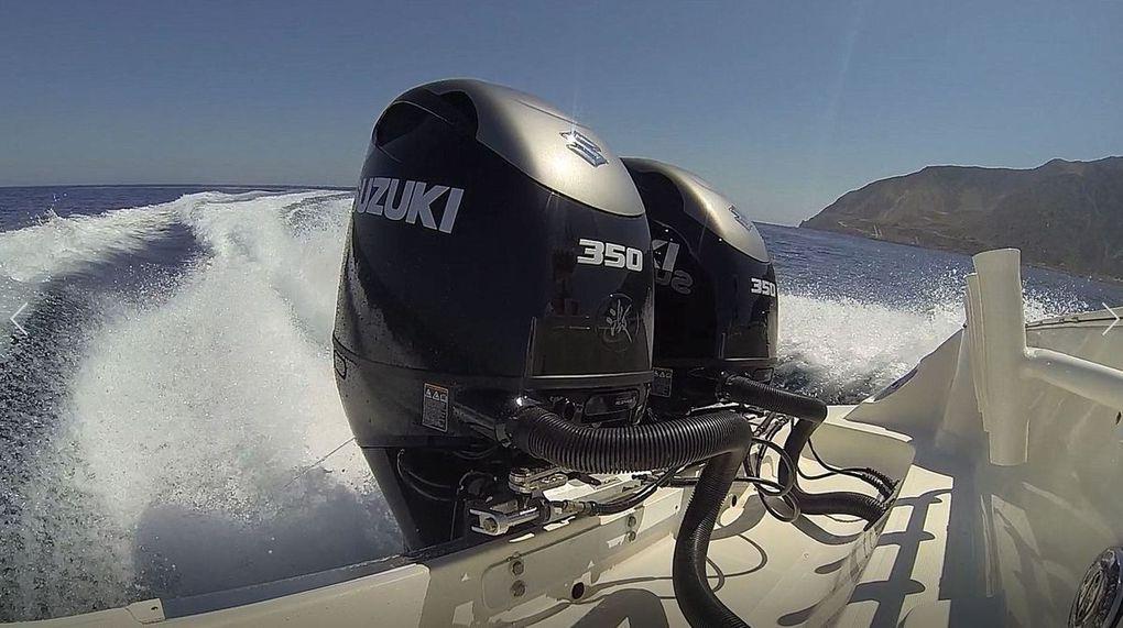 Vidéo - Suzuki lance son moteur hors-bord le plus puissant : 350cv