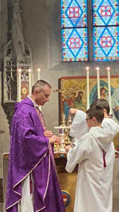 Reprise des messes avec le premier dimanche de l'Avent