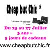 "Blog Candy ""Cheap but chic"""