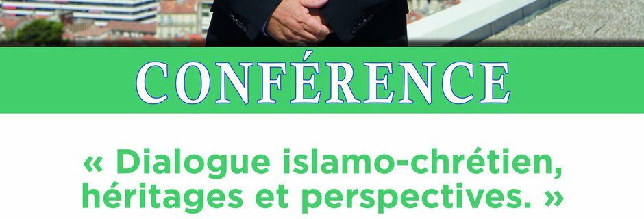 """19 octobre, 92000, Nanterre : """"Dialogue islamo-chrétien, héritage et perspectives"""", conférence de Mgr. Aveline"""