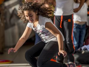 Jean Macé: ateliers sportifs (23/10/13)