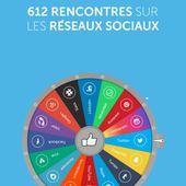 Livre Blanc « #612Rencontres sur les Réseaux Sociaux » (#SocialMedia #Numerique)