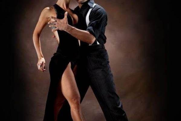Tango solo dance video