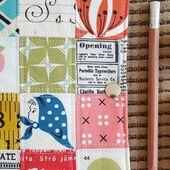 Fabric Mutt: The Stationery Kit Tutorial