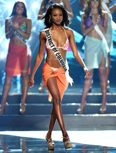 Deshauna Barber, comandante del ejército y ahora Miss América 2016.- El Muni.