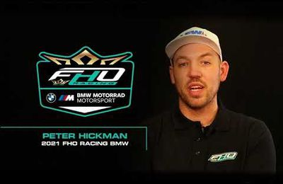 Peter Hickman roulera pour le team FHO racing