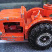 K-6. ALLIS CHALMERS EARTH SCRAPER MATCHBOX 1/70 - car-collector.net