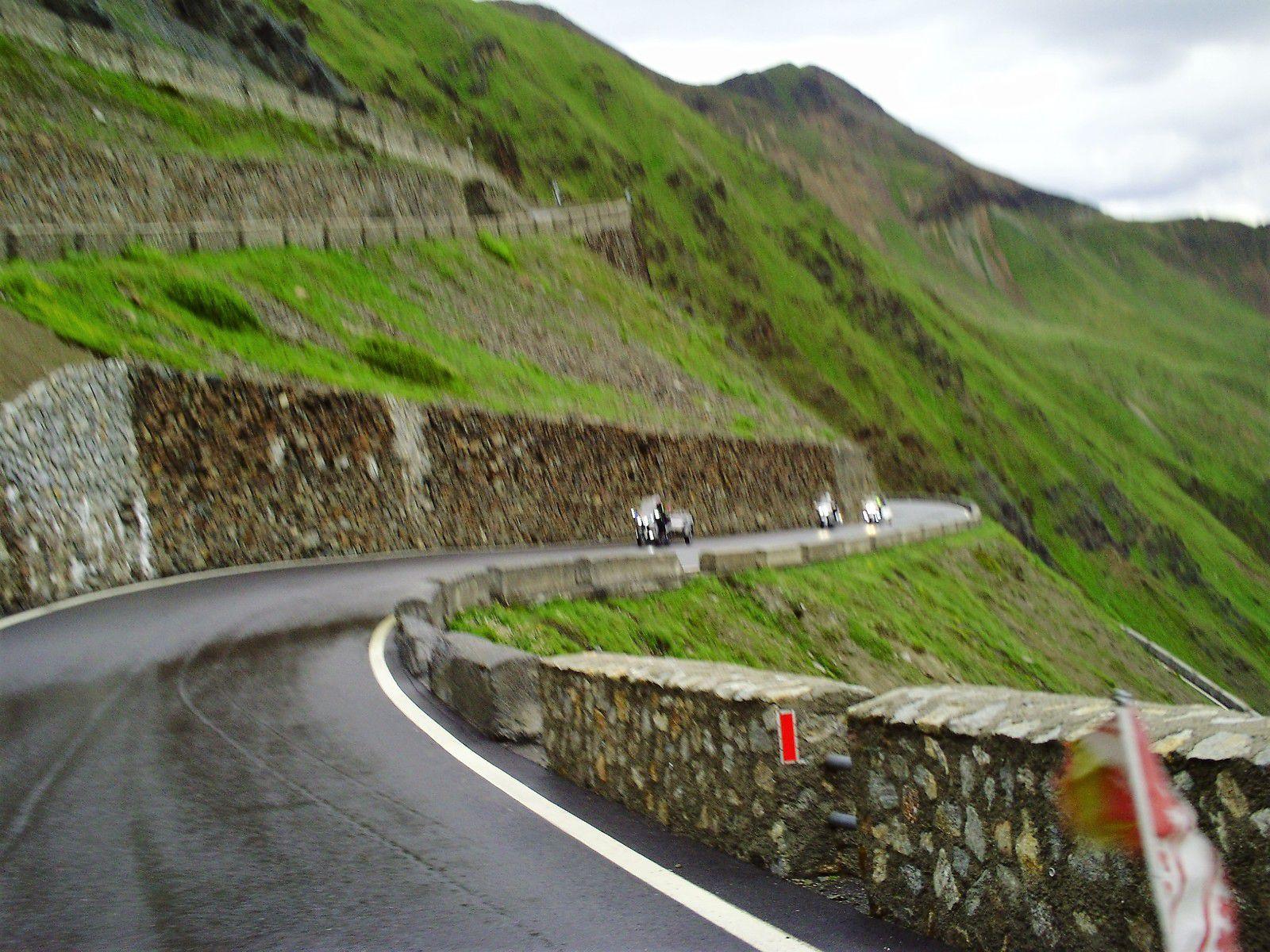 Goldwing Unsersbande - Périple Dolomites et Cinque terre : Sirmione, lac de garde et le Rifugio au Stelvio 12th day