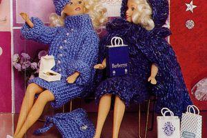 Quand Barbie fait du shopping