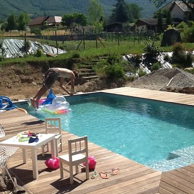 les photos de la piscine
