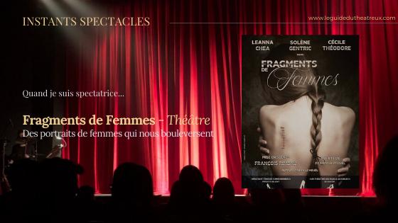 'Fragments de Femmes' par Fabien Le Mouël
