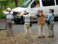 Birding with Poul J Greenfield in Churute Ecológica Reserve