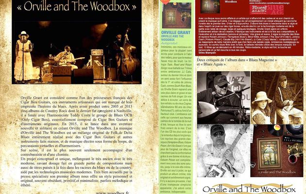 Orville and The Woodbox