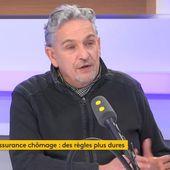 """""""Les chômeurs ne sont pas des feignants"""", affirme Philippe Villechalane, de l'association APEIS"""