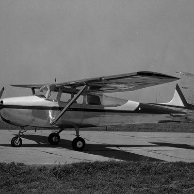 Le Cessna 172, rustique et prolifique