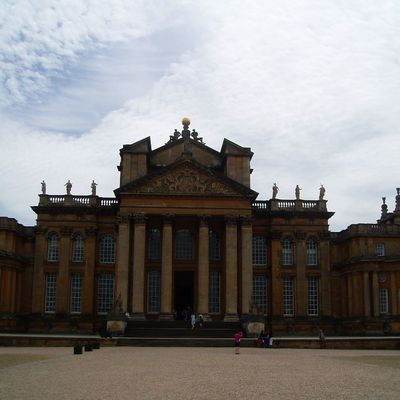 WEEK-END 14: Blenheim palace et Christ church picture gallery