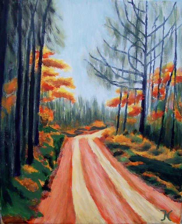 Die Iris, farbenprächtig und von der Natur wundervoll gezeichnet, hat mich zum Malen angeregt.
