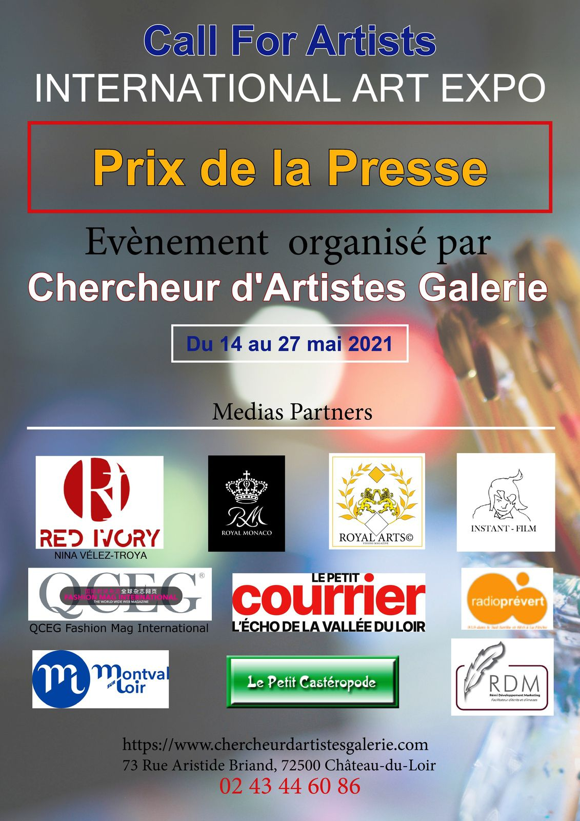 International Art expo - Prix de la presse