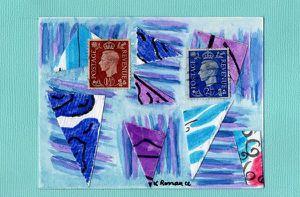 Un air d'Italie, d'Espagne, Monaco, France, Angleterre, Norvège... - @Véronique Romance 2012/2021.