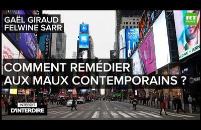 Interdit d'interdire - Comment remédier aux maux contemporains ? Avec Gaël Giraud et Felwine Sarr