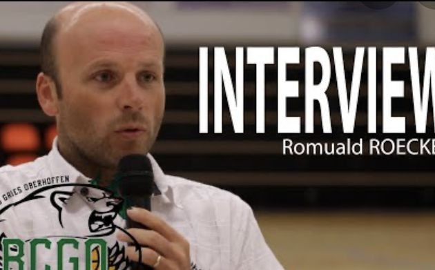 Interview de Romuald Roeckel président du BCGO