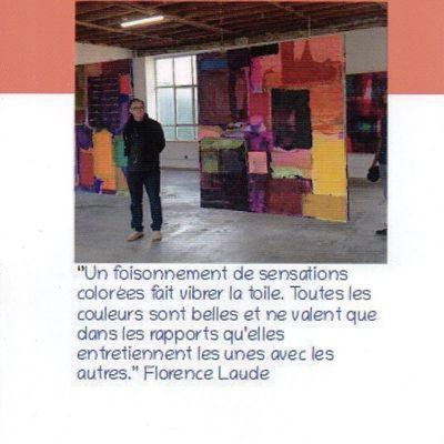 """Expo """"Les couleurs de la vie"""" à l'Épicerie de Maurs"""