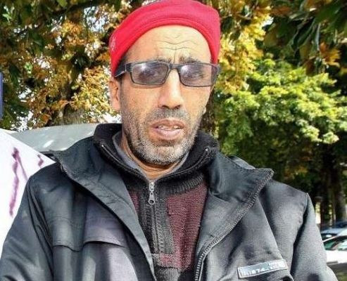 COMMUNIQUE 19H30 Boaza GASMI met fin à sa grève de la faim.