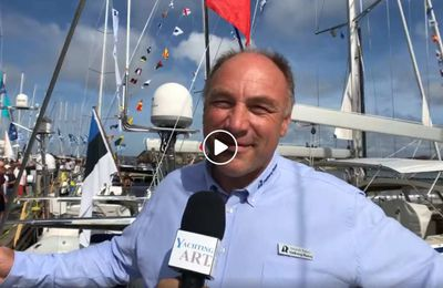 80 sailboats for the 26th Edition of the Open Yard (Ellös), main Scandinavian Boat Show dedicated to Sailboats