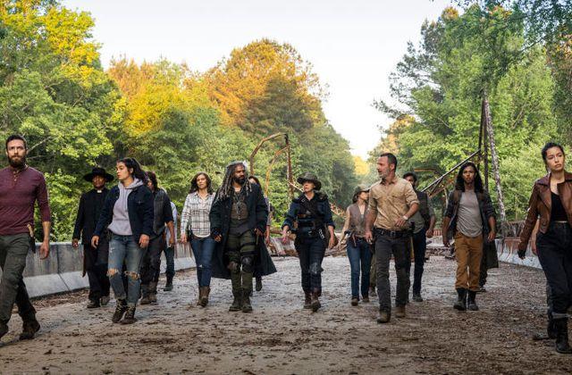 Critiques Séries : The Walking Dead. Saison 9. Episode 1.