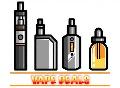 Vape deals - Kit Zelos 3 de chez Aspire