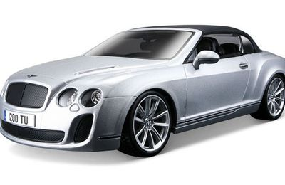 1/18 : La Bentley Continental SuperSports Bburago à 17,99 €