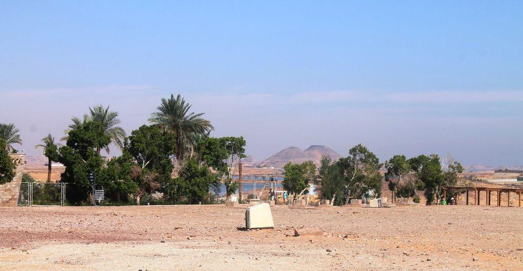 6 - Abou Simbel et Philae ... sauvés des eaux