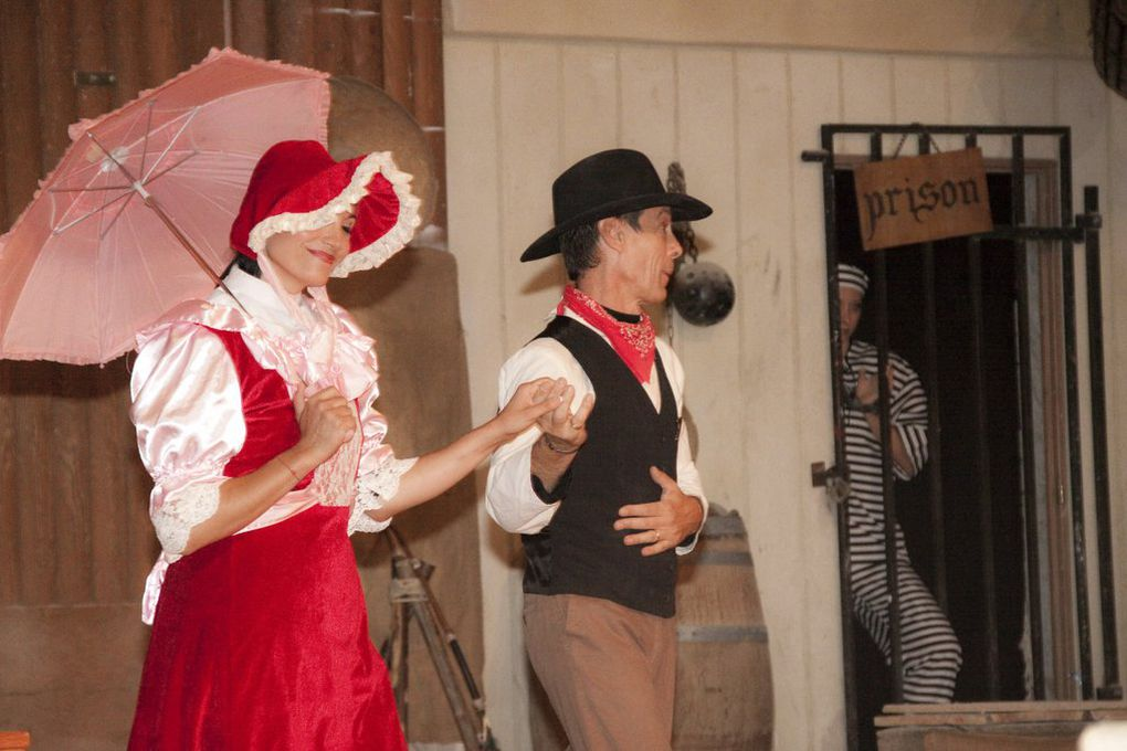 spectacle ok corral