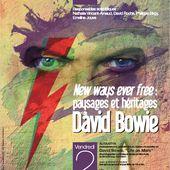 Université Toulouse - Jean Jaurès - New ways ever free : paysages et héritages de David Bowie