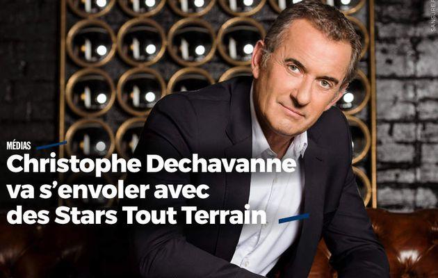 Christophe Dechavanne va s'envoler avec des Stars Tout Terrain #STT