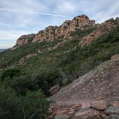 Sentiers de randonnée en pleine Nature